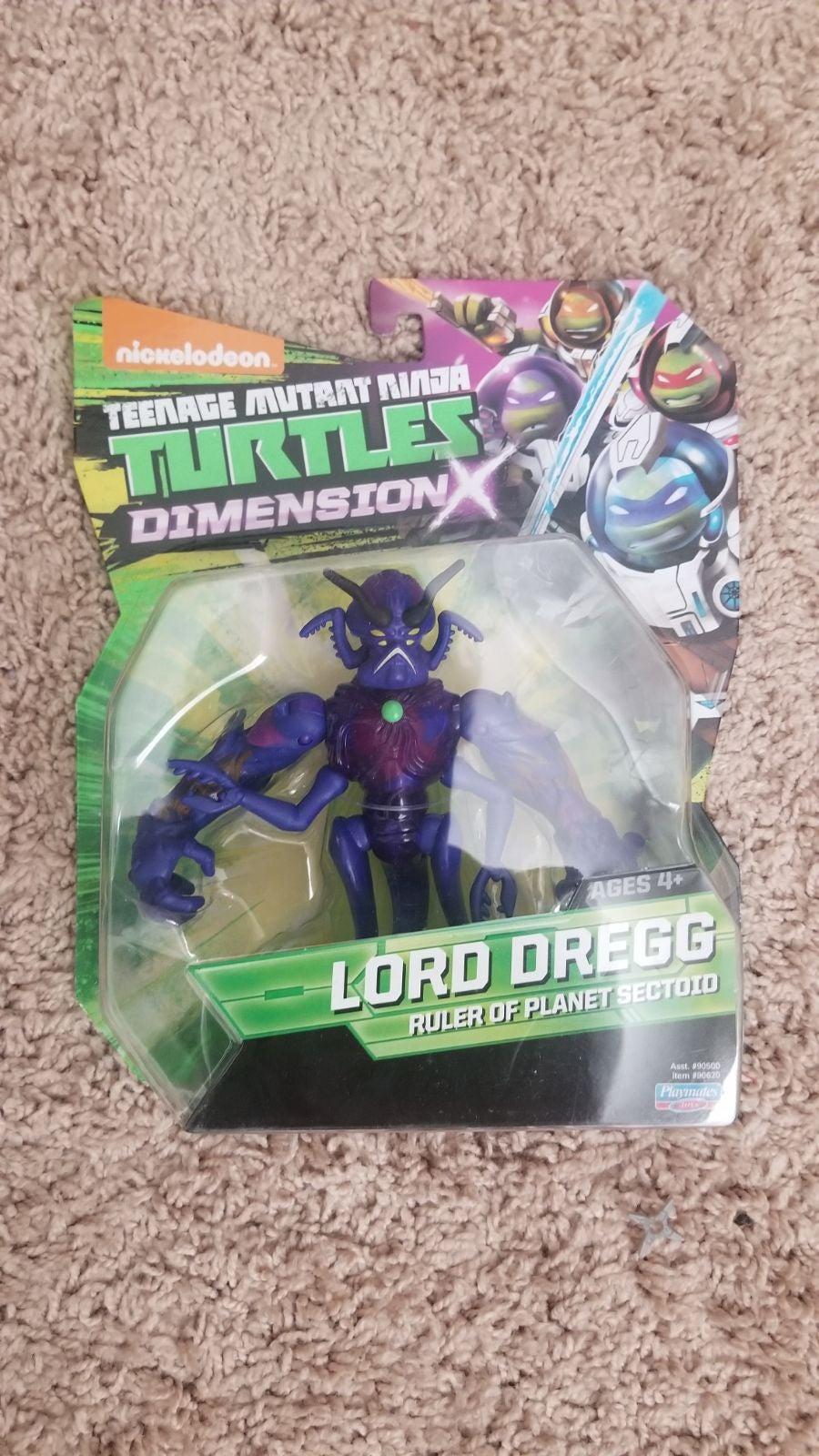TMNT Lord Dregg