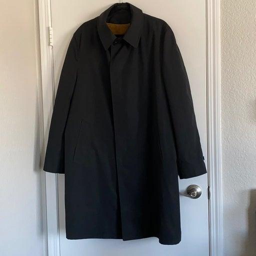 Crownwear Black Faux Fur Lined Jacket
