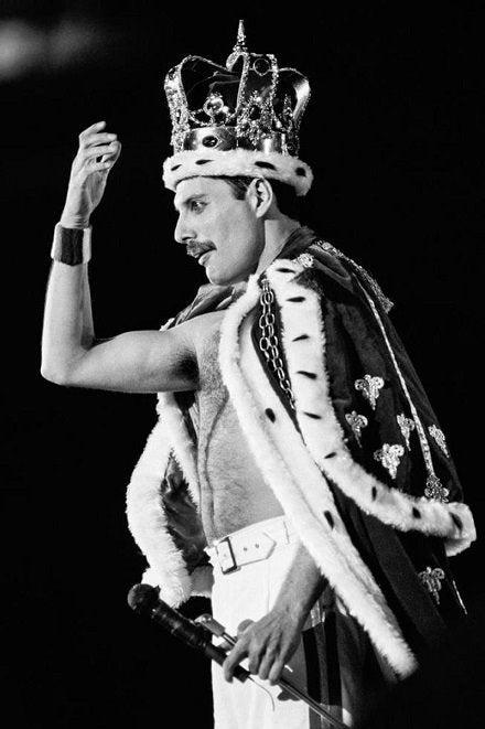 Freddie Mercury Queen 3 8x10 photos set