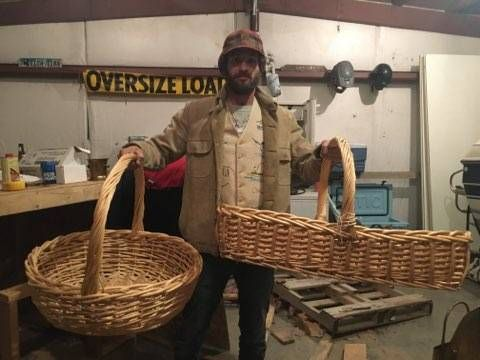 Very large baskets
