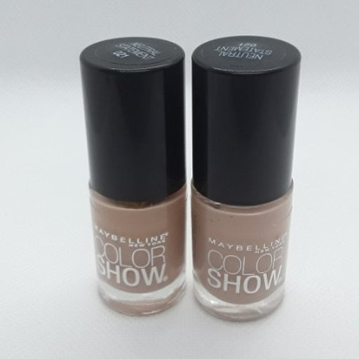 (2) Maybelline Color Show Nail Polish#21