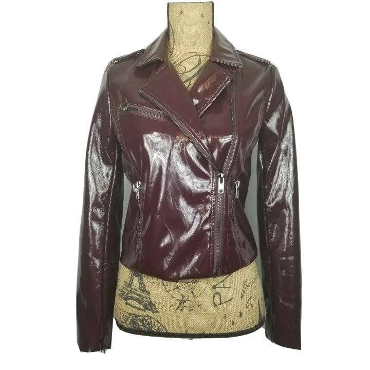 BAGATELLE Heritage Faux leather Jacket