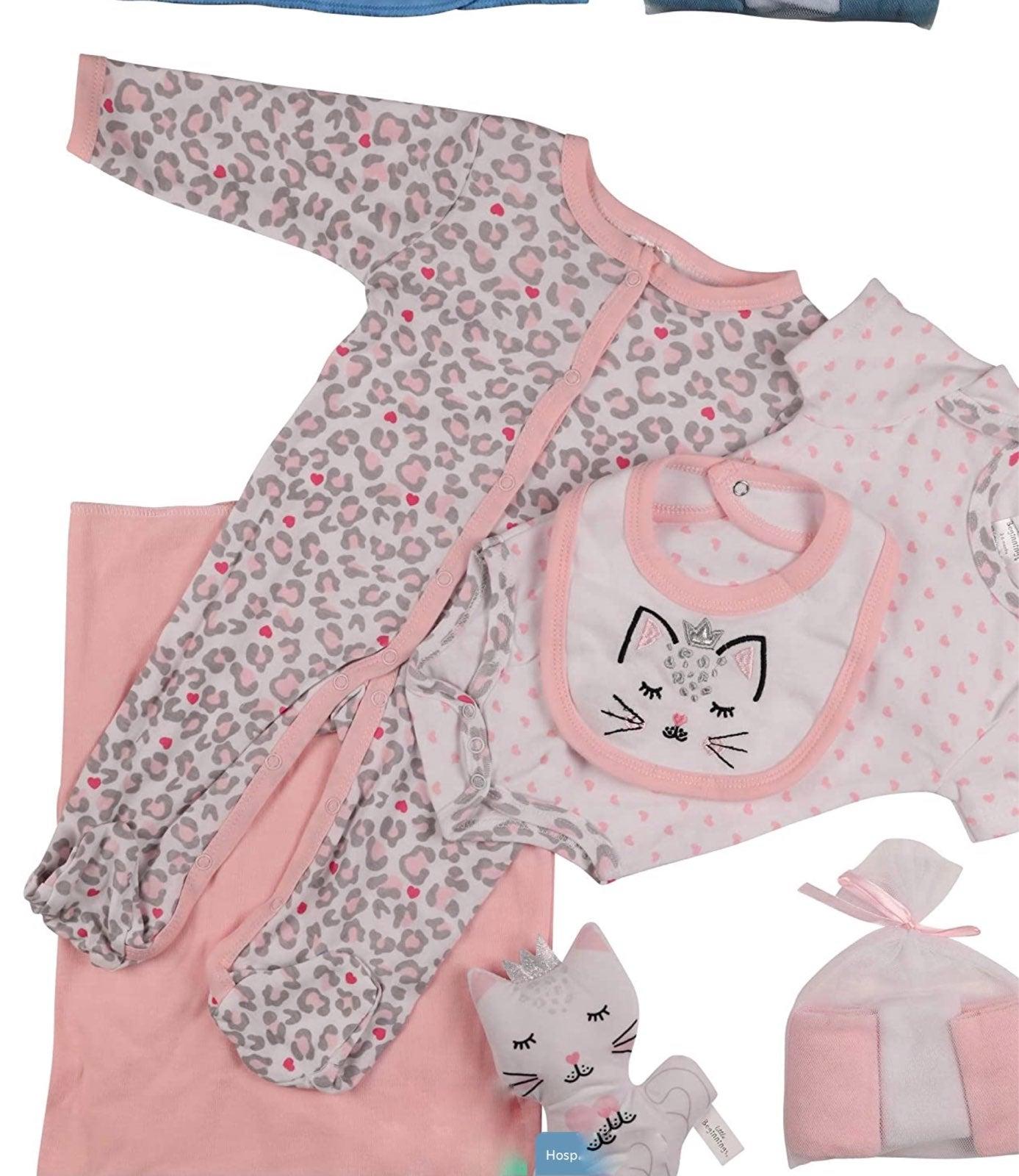 Baby Bundle Gift Set