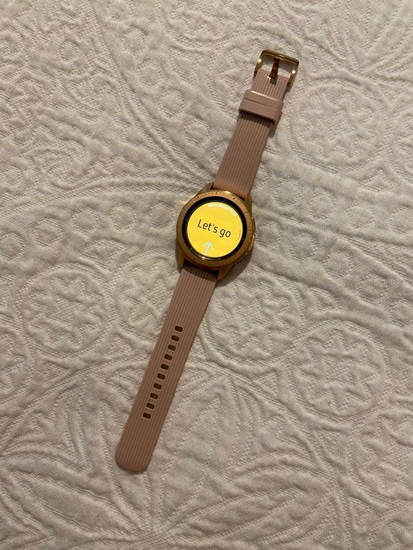 Samsung Galaxy Watch Smartwatch 42mm LTE