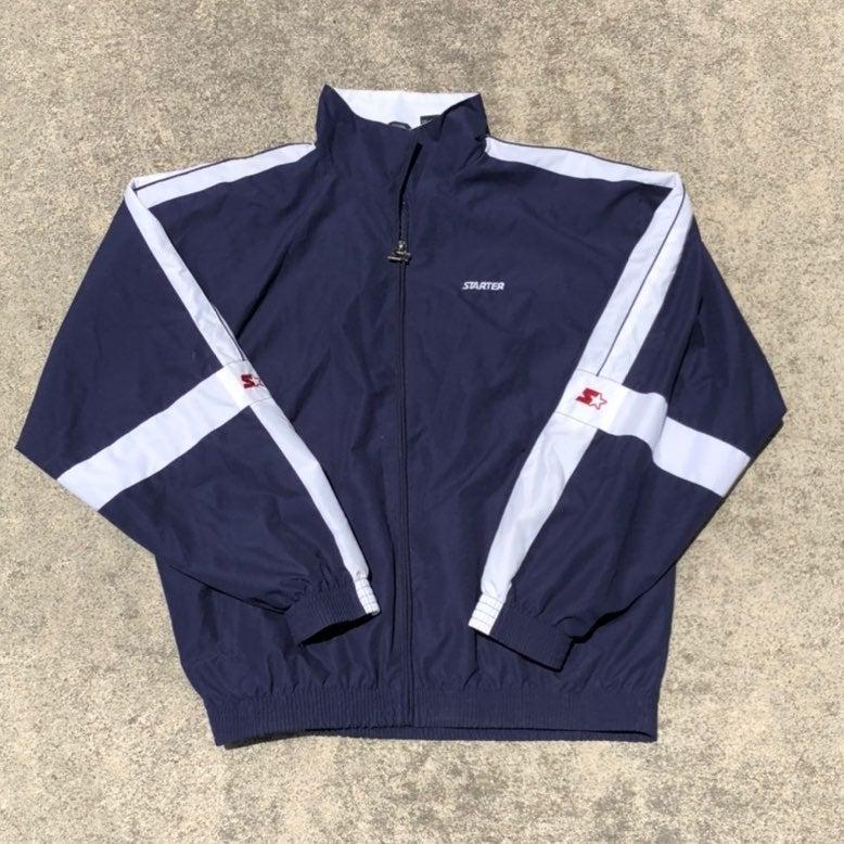 Vintage Starter Track Jacket