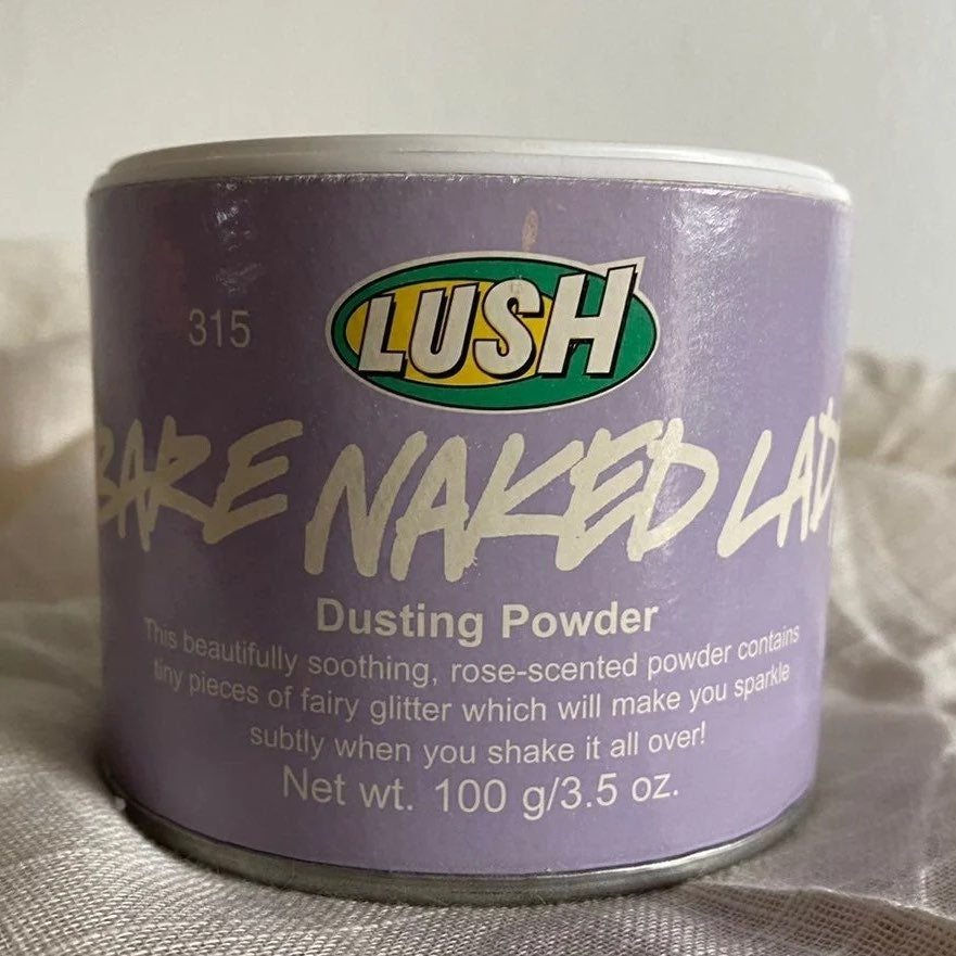 Lush Bare Naked Lady Dusting Powder BNNU