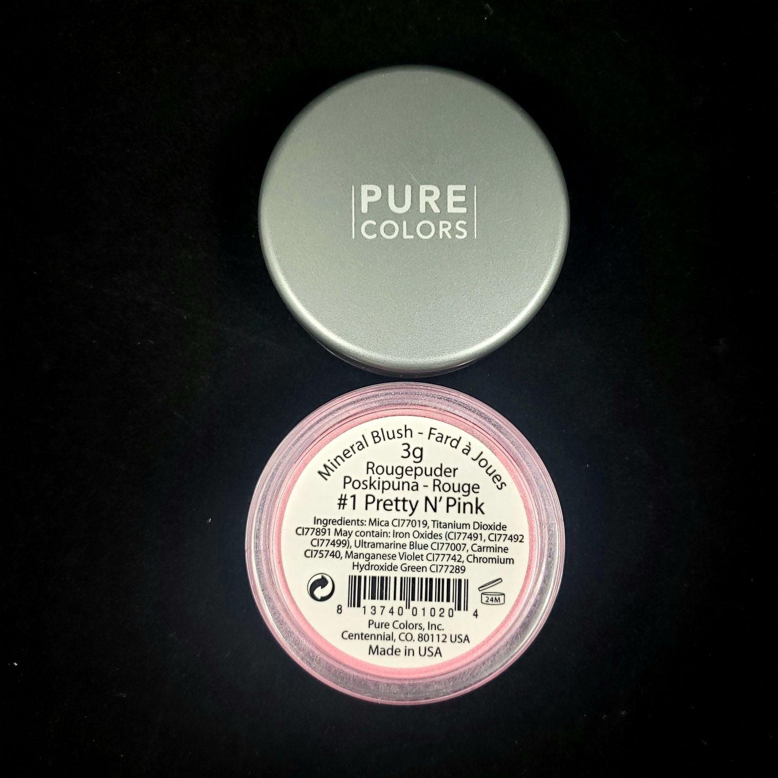 Pure Color #24 Starlight Mineral Blush