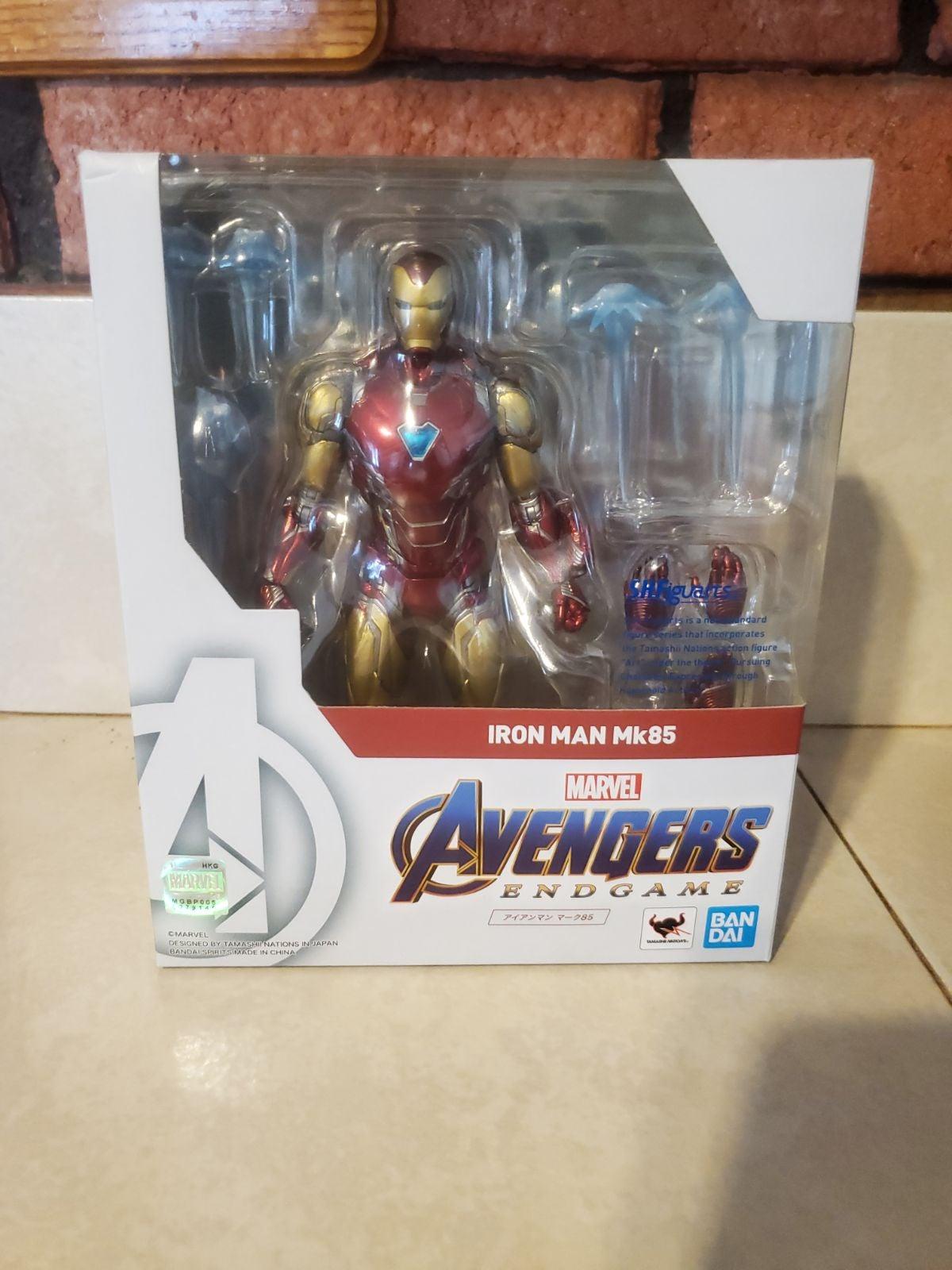 SH Figuarts Iron Man Mark 85