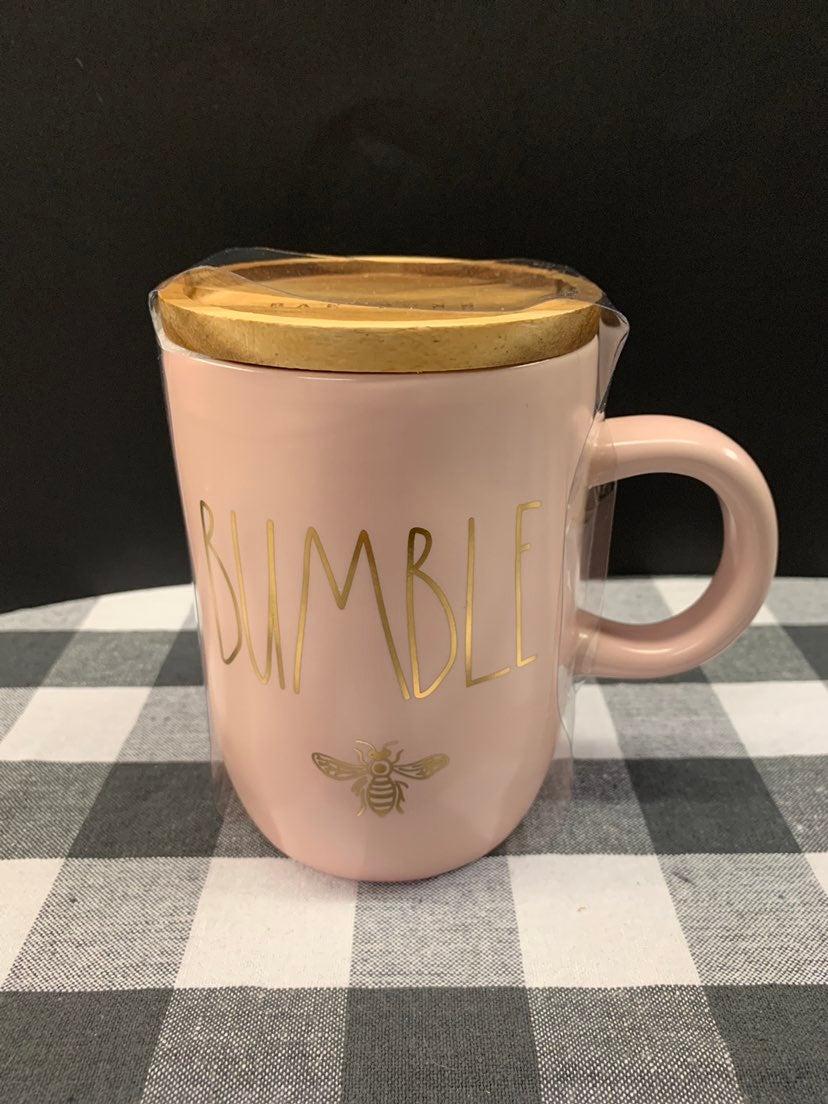 Rae Dunn BUMBLE BEE Mug
