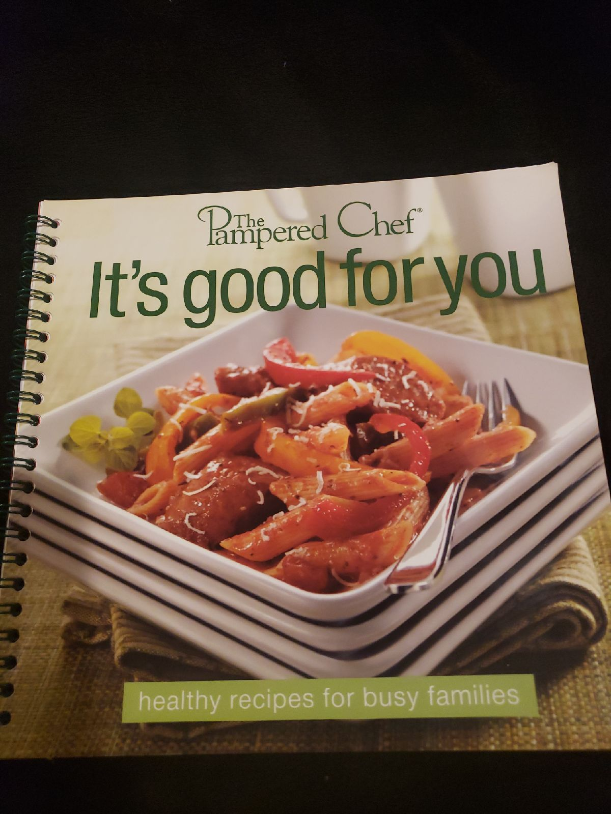 Its Good For You Cookbook