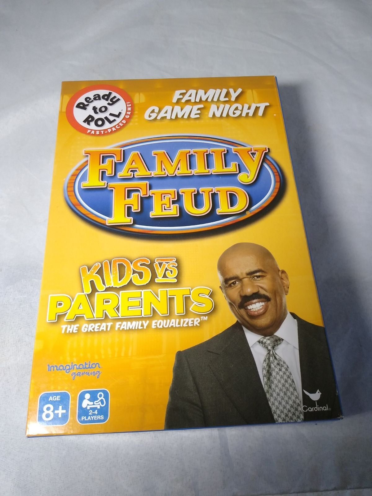 Family Feud Kid's vs Parents - The Great