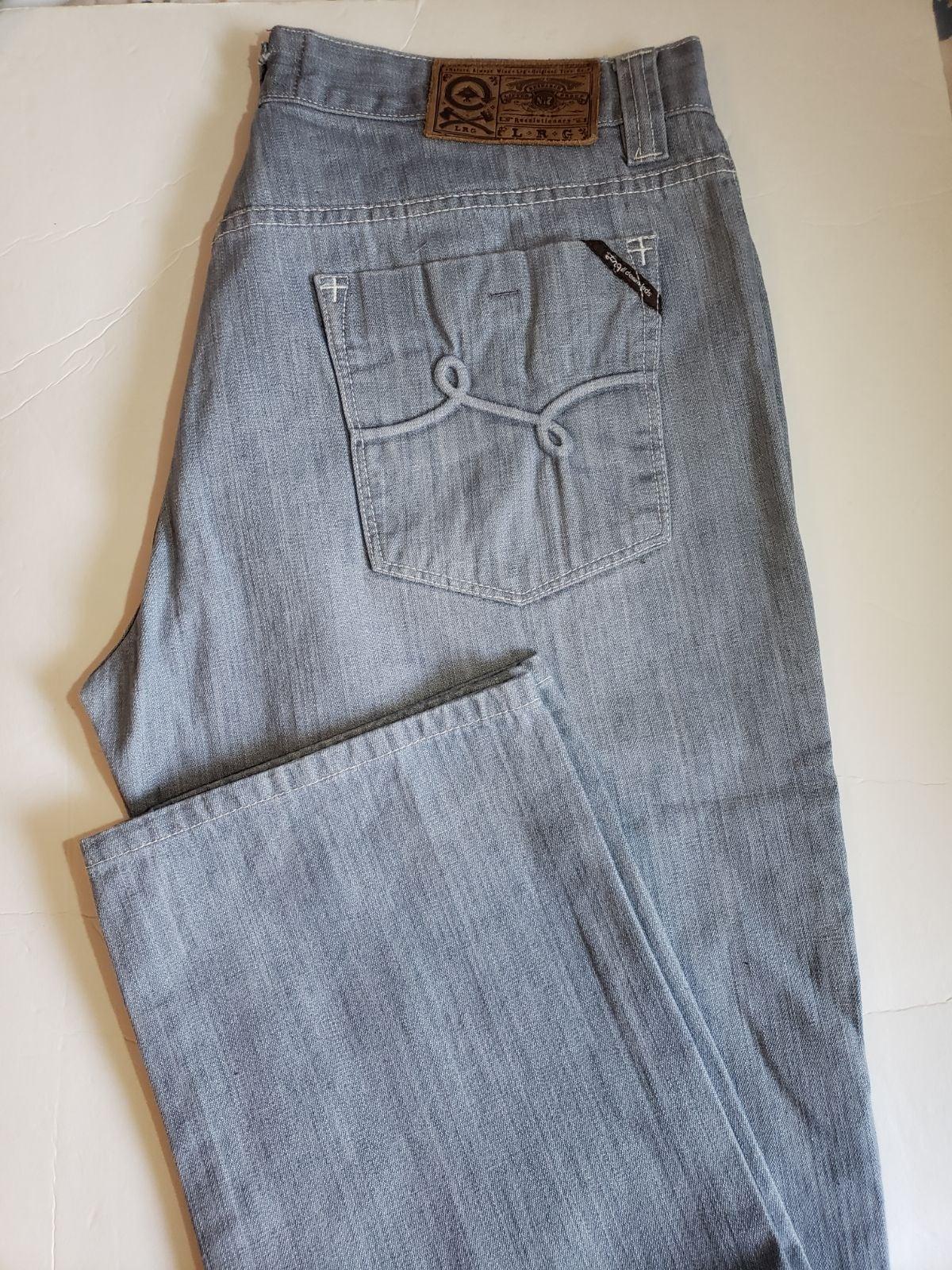 LRG jeans denim jeans