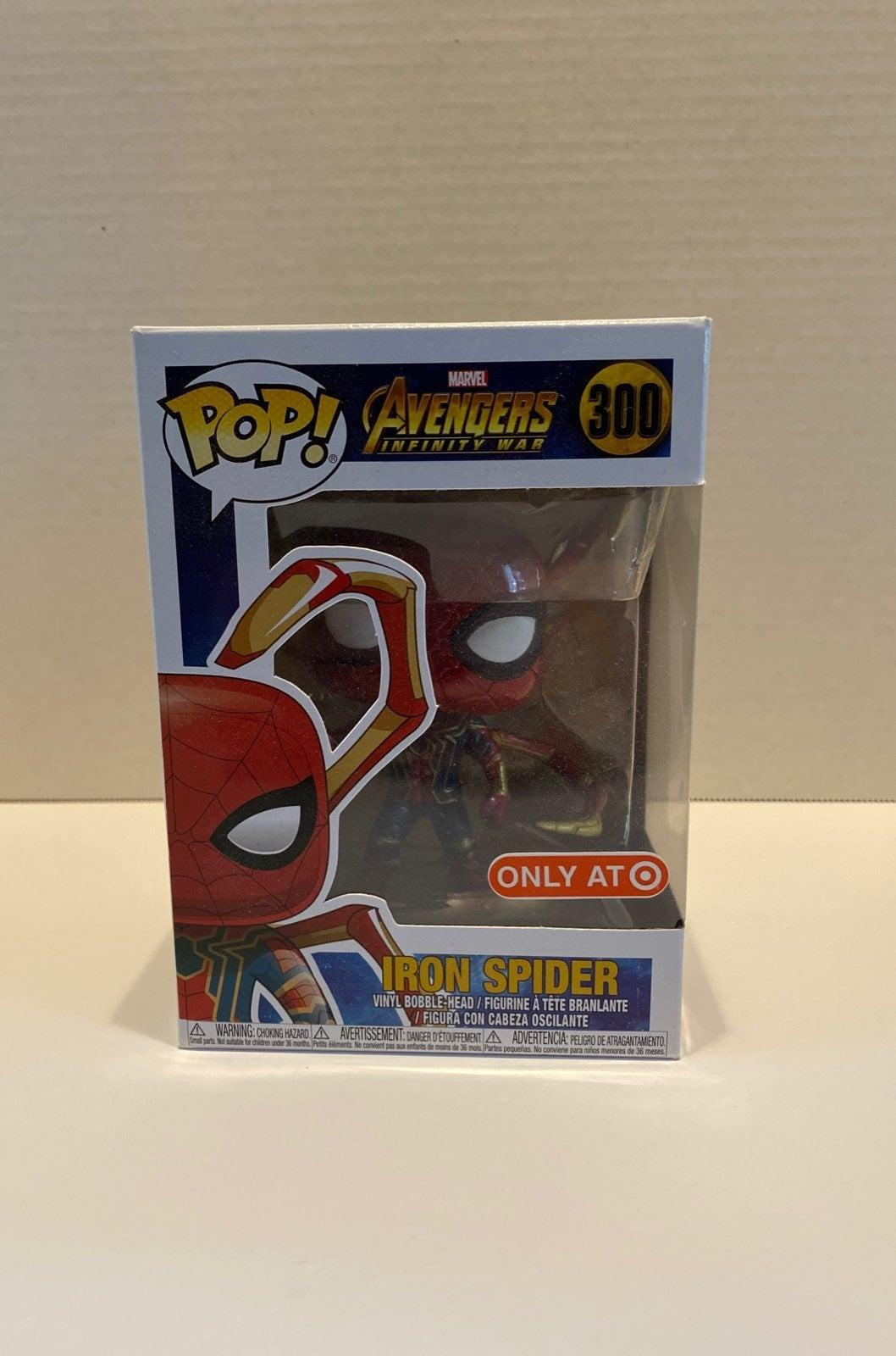 Funko Pop! Marvel Iron Spider