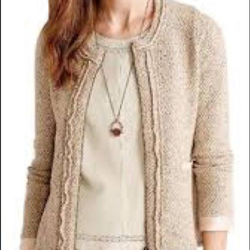 ANTHROPOLOGIE Wool Envalira Jacket XS