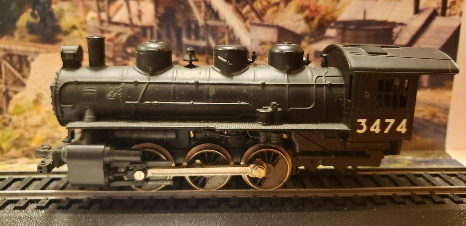 Rivarossi Steam Locomotive