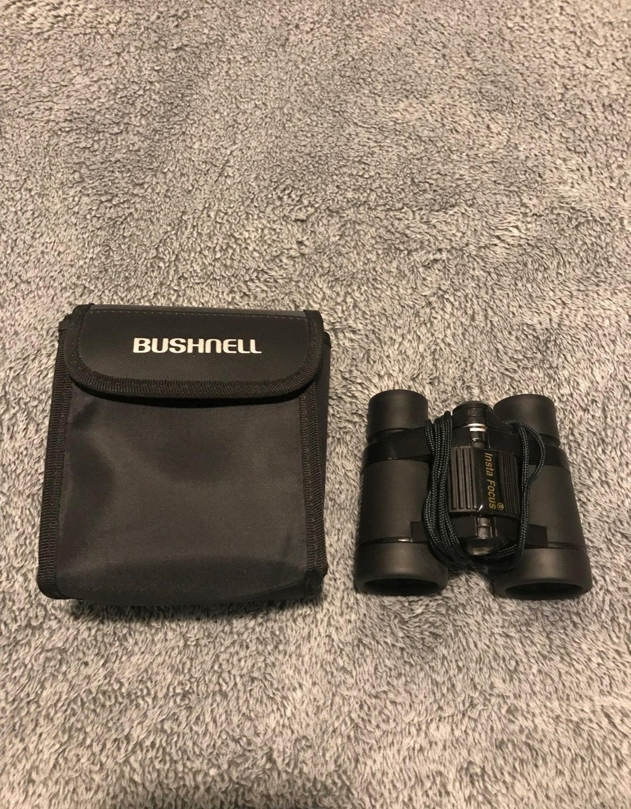 Bushnell 4x30 binoculars
