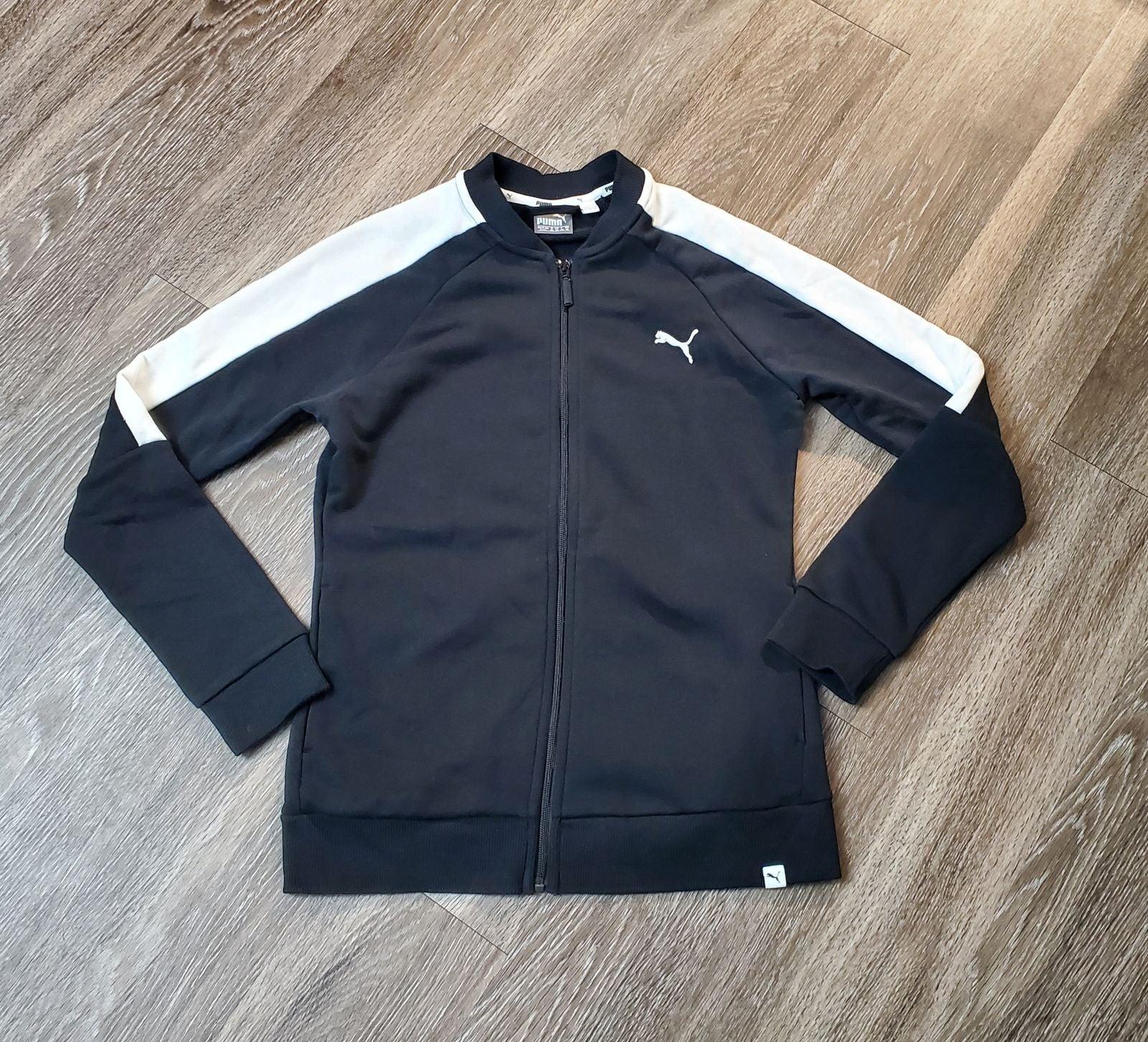 Puma women's medium black sweatshirt