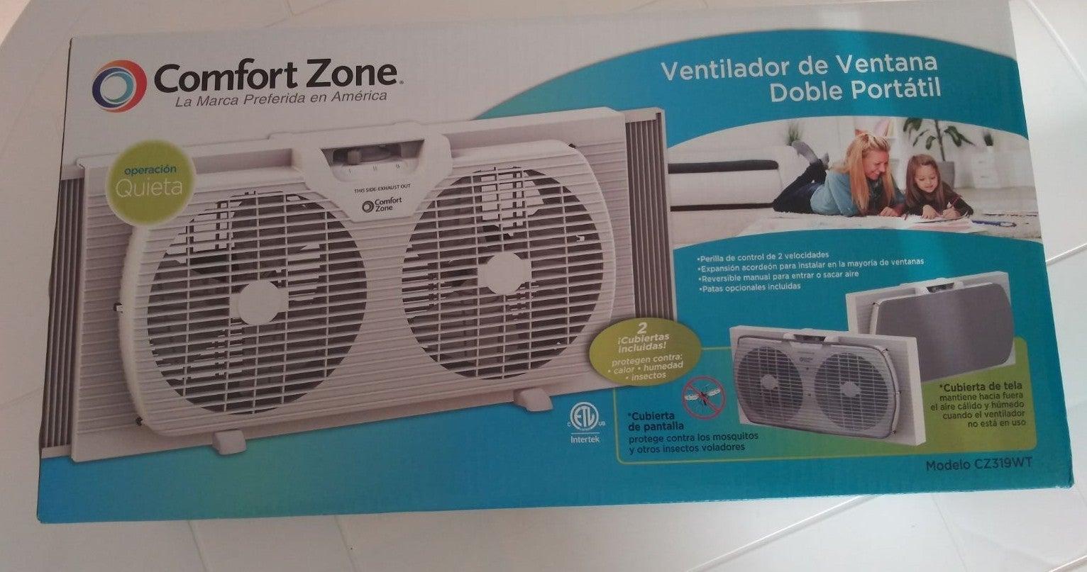 Portable Window Fan