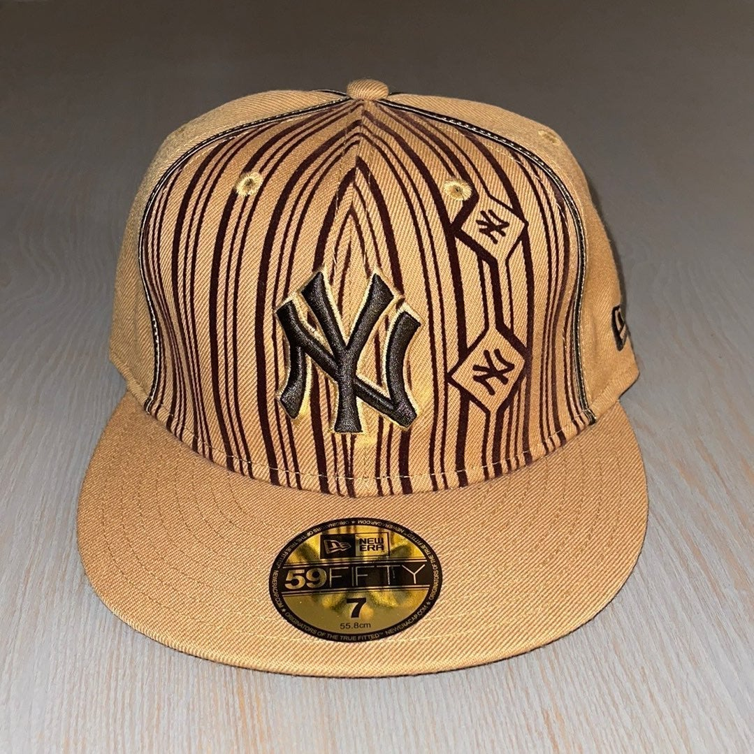 New Era MLB New York Yankees Fitted Hat