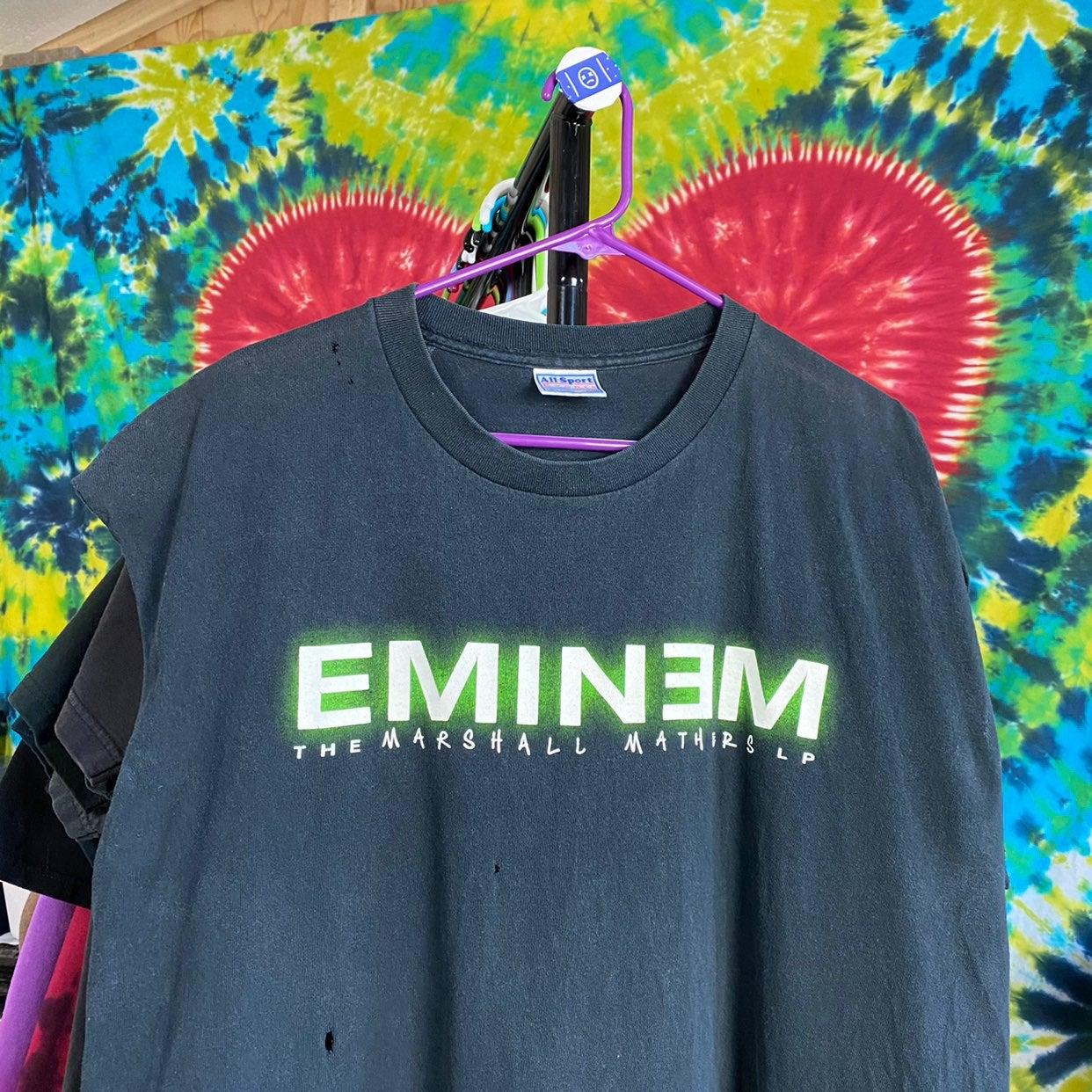 Vintage eminem remember me tshirt