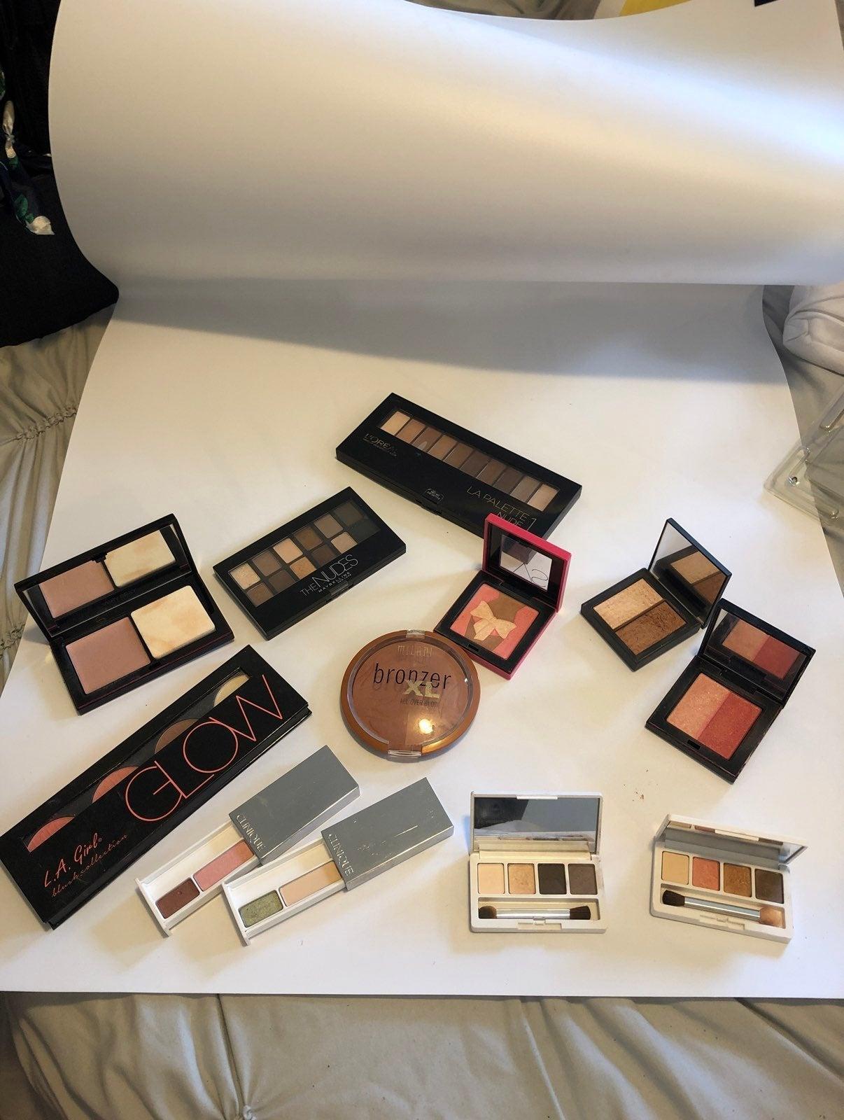 12 piece makeup bundle