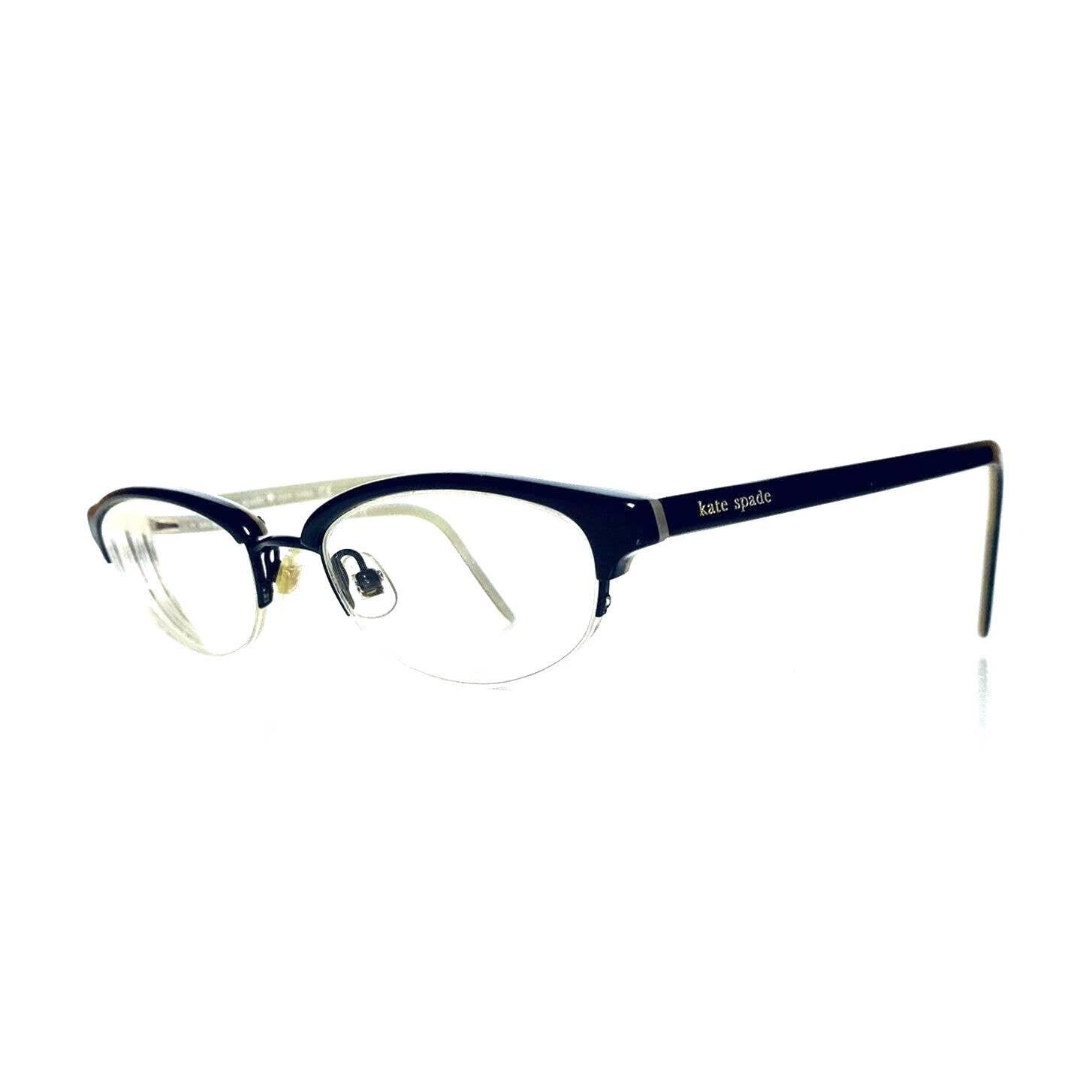 Kate Spade Black Frame Glasses