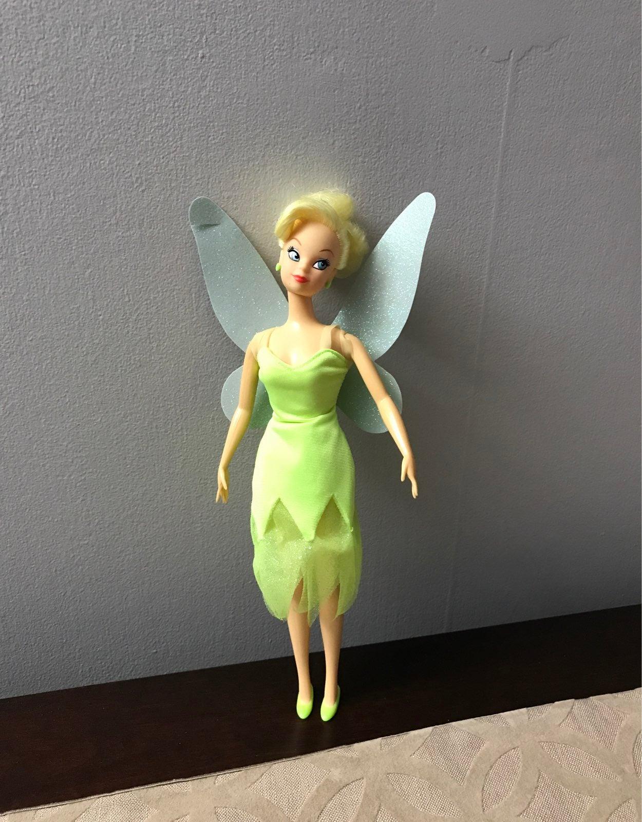 Tinkerbell barbie