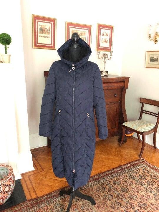 Laundry Shelli Segal Maxi Puffer Coat