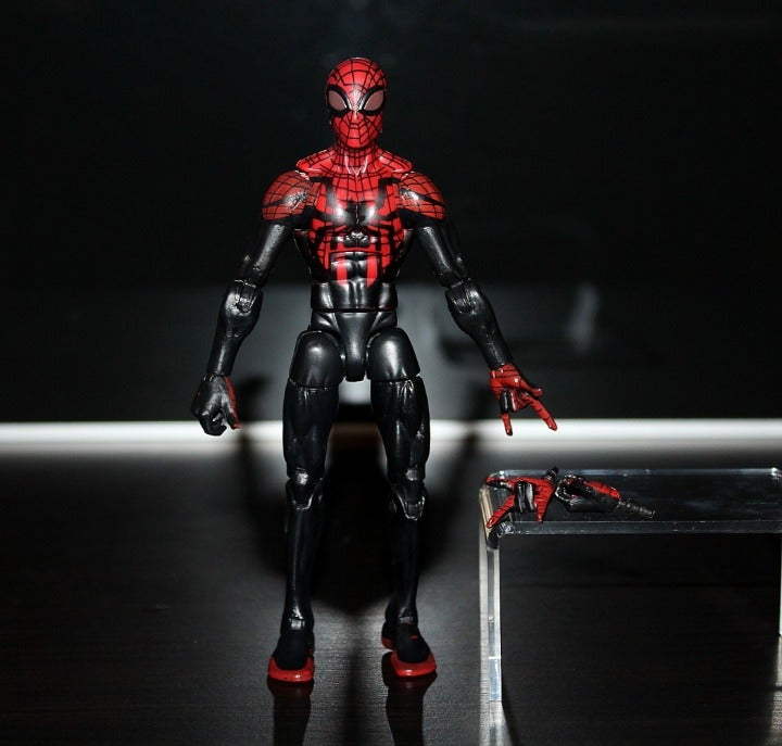 Marvel Legends superior spider-man 2013