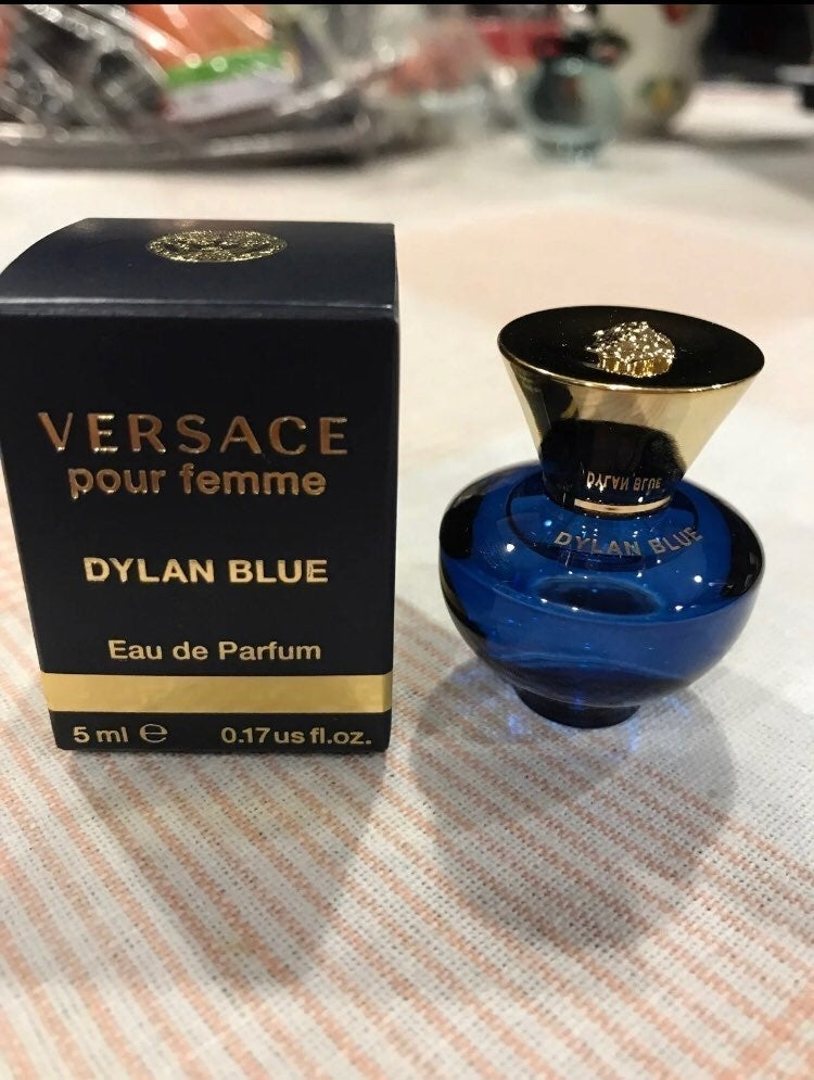 Versace Dylan Blue Perfume mini