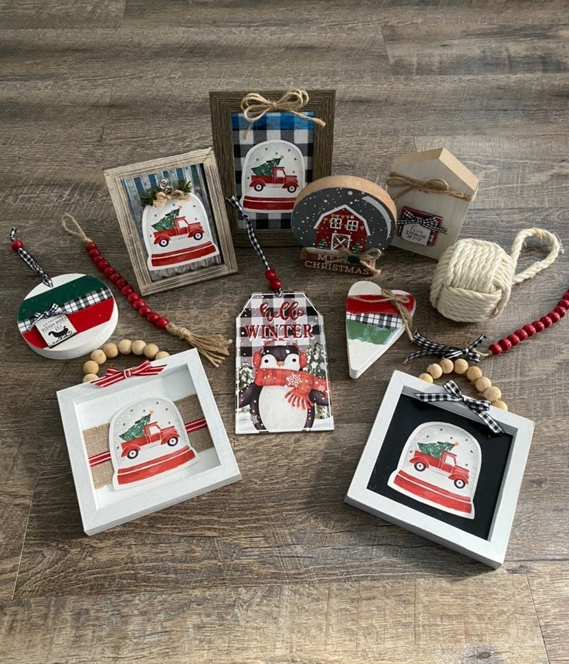 Christmas Decor Bundle