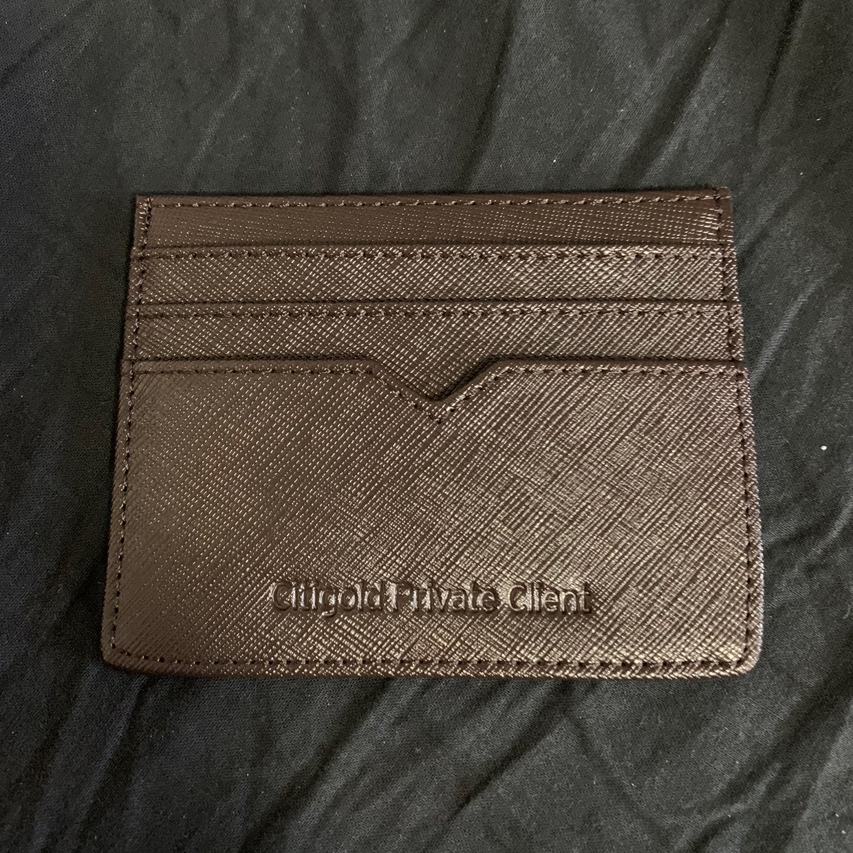 Citibank Card Wallet