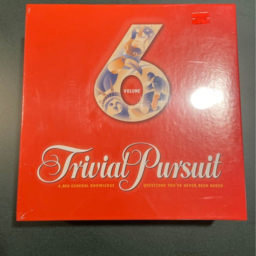 Trivial Pursuit Volume 6