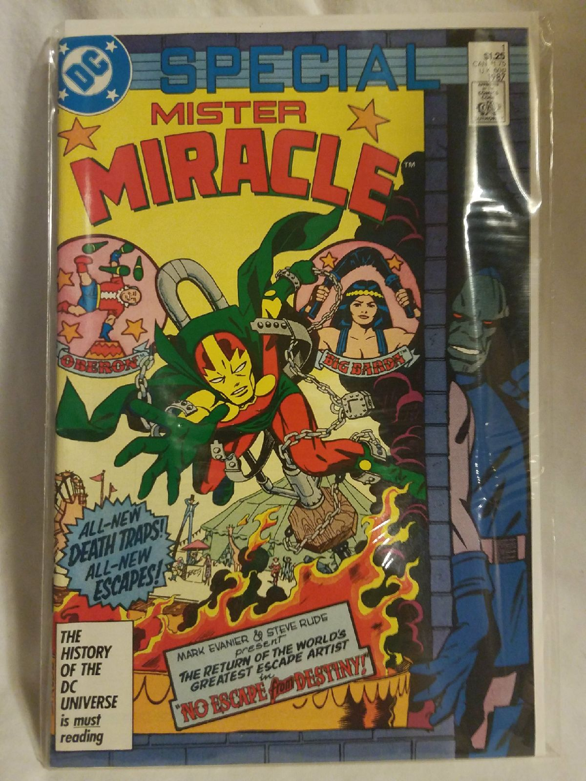 Mister Miracle Special #1 (DC) Comic