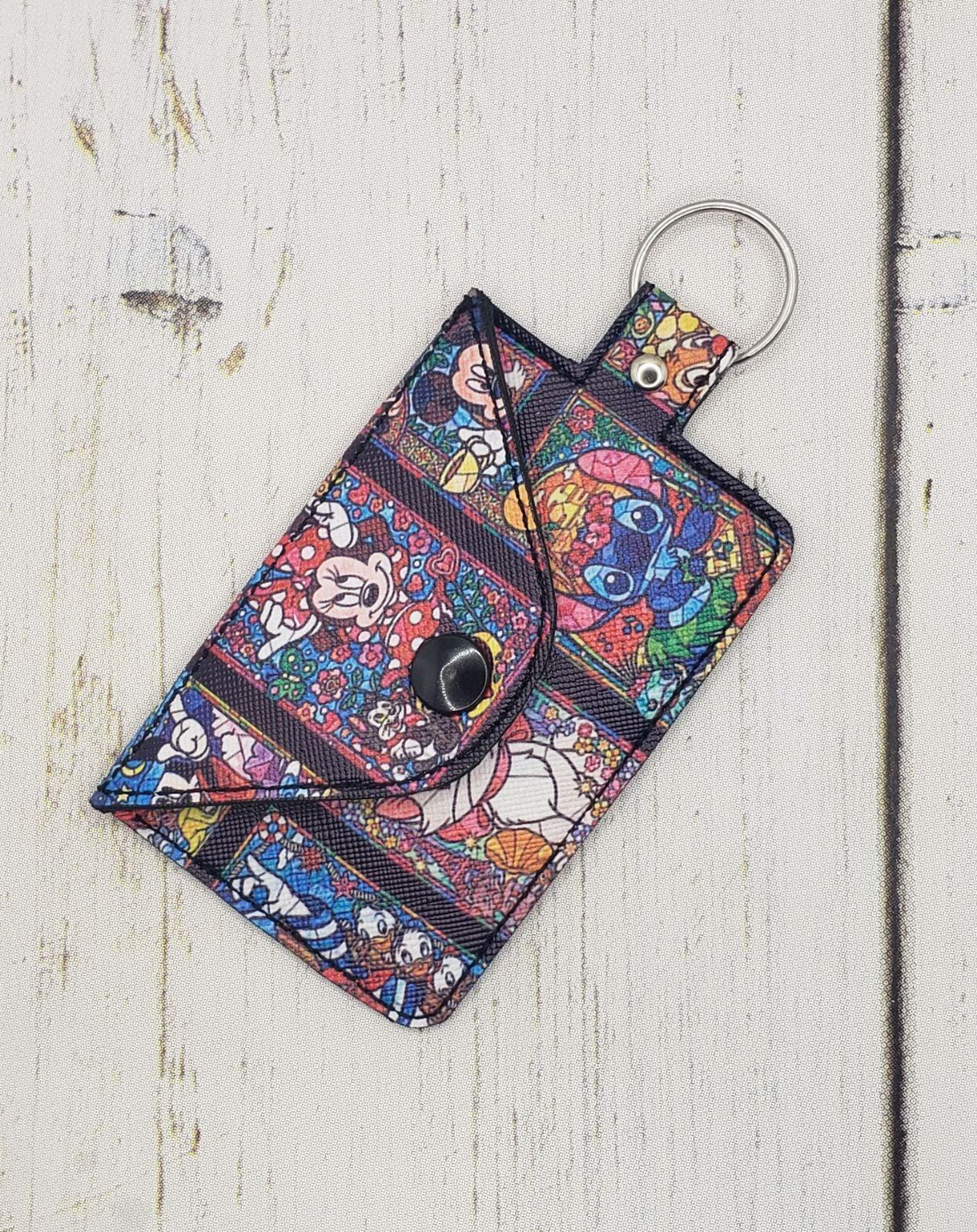 Disney Mosaic Card Holder