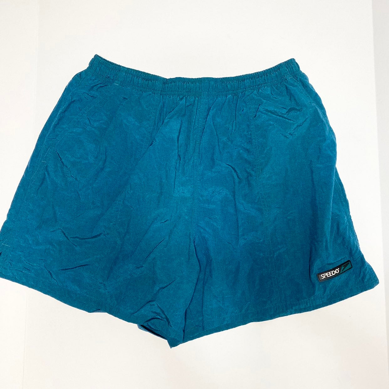 Vintage Men's Speedo Swim Trunks