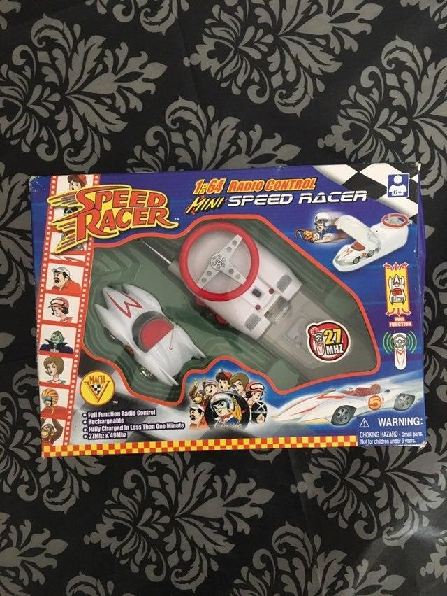 Speed racer Mach 1 Radio Control