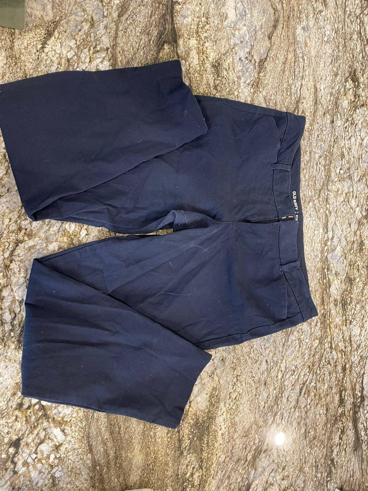 Old Navy Pixie Pants in Navy