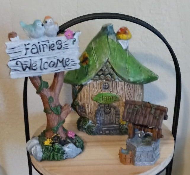 Fairy village bundle