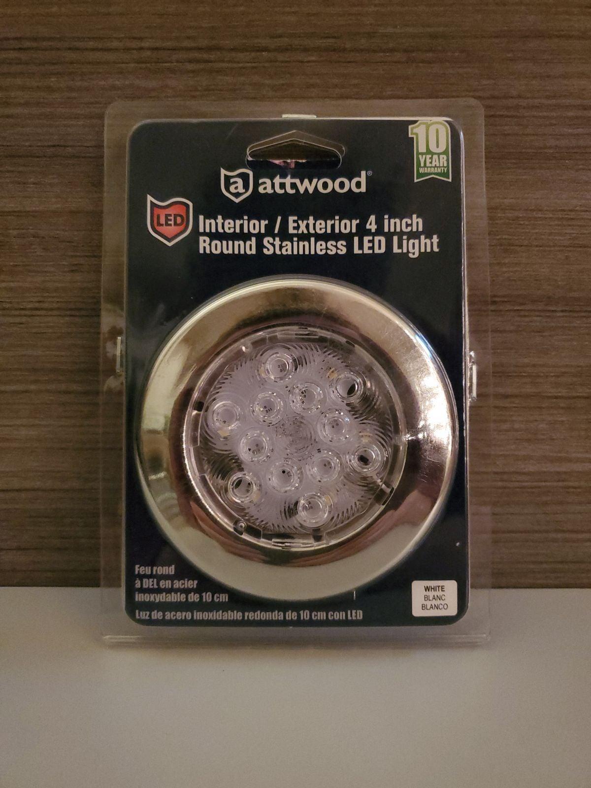 4 inch Stainless LED Light
