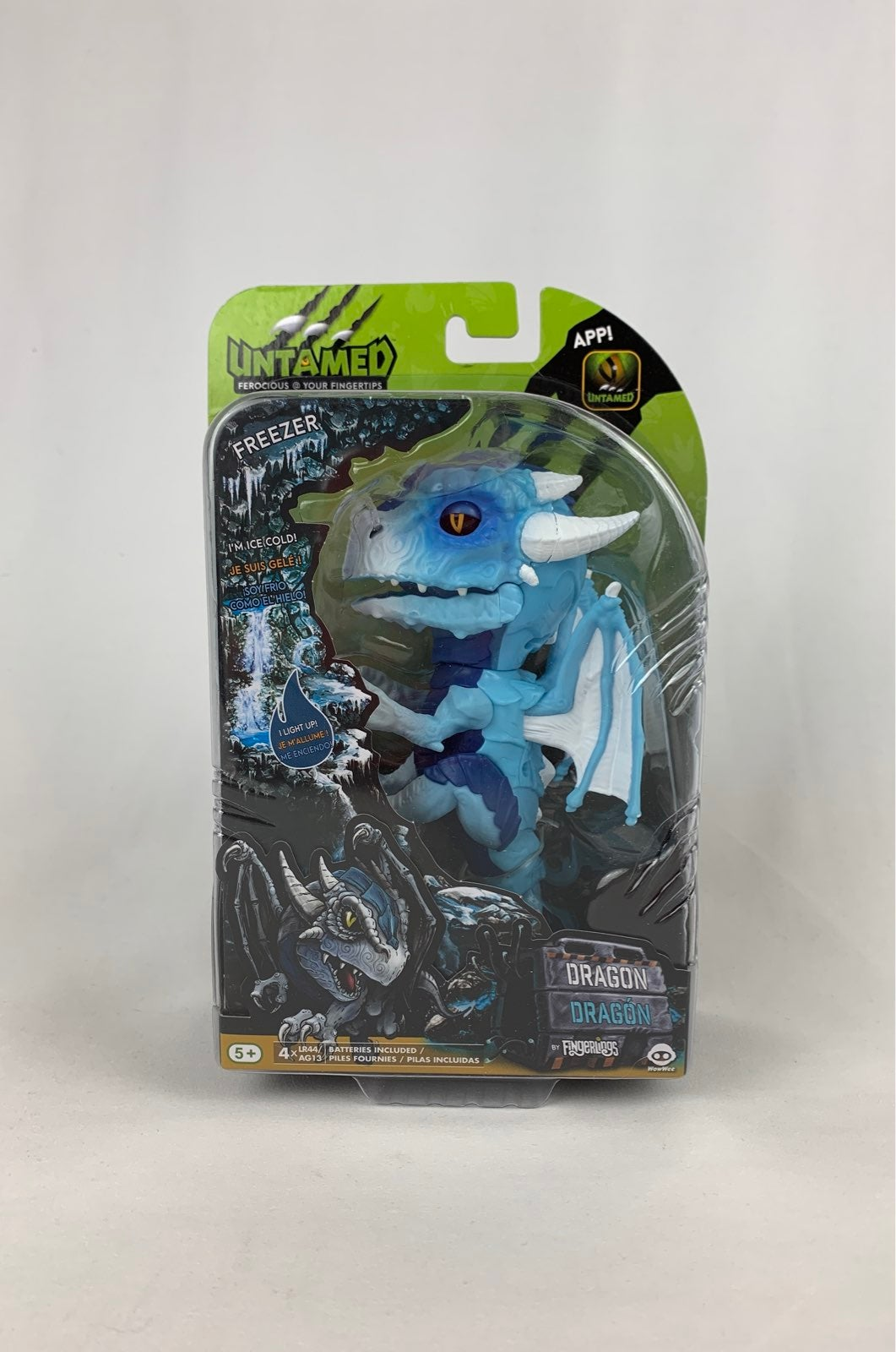 WowWee Untamed Dragon - Freezer