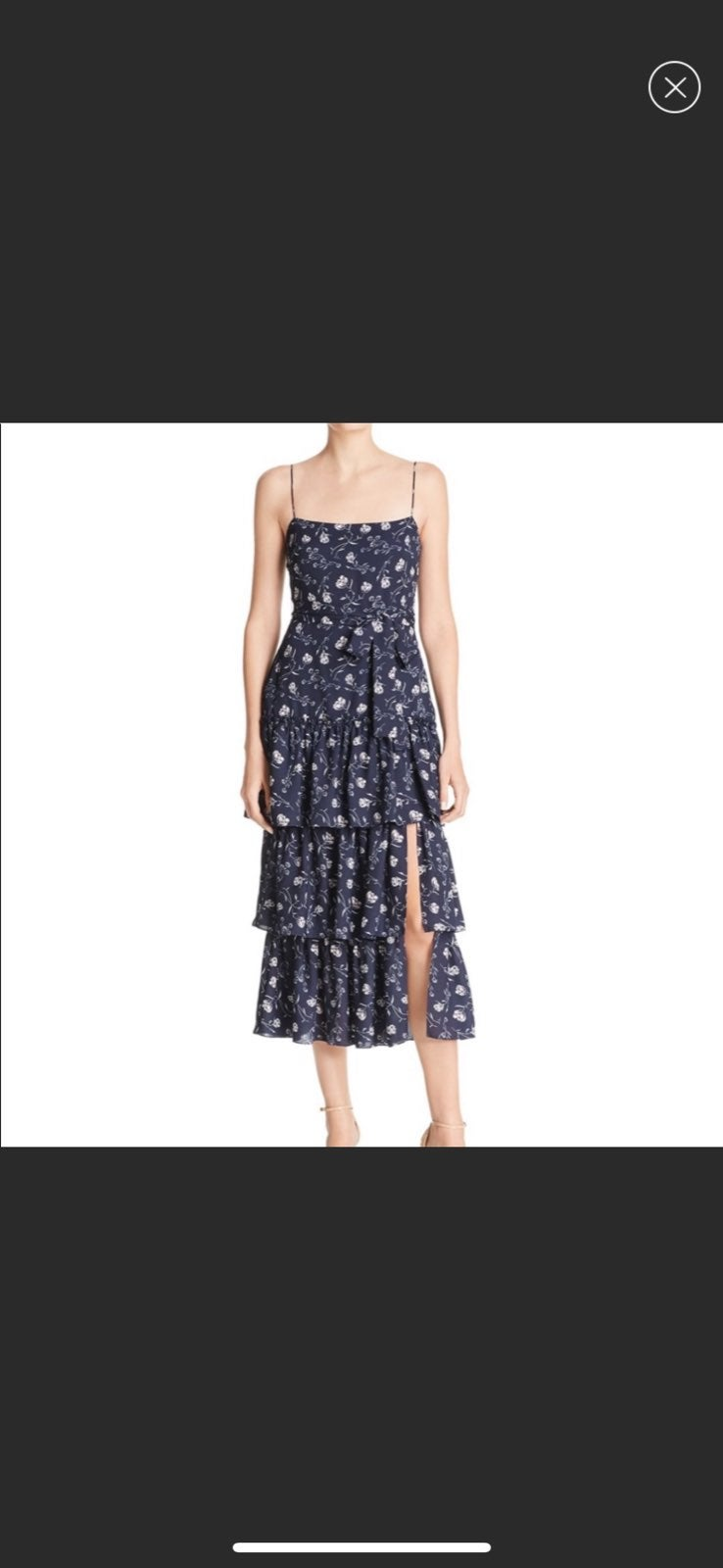 Likely flowered dress