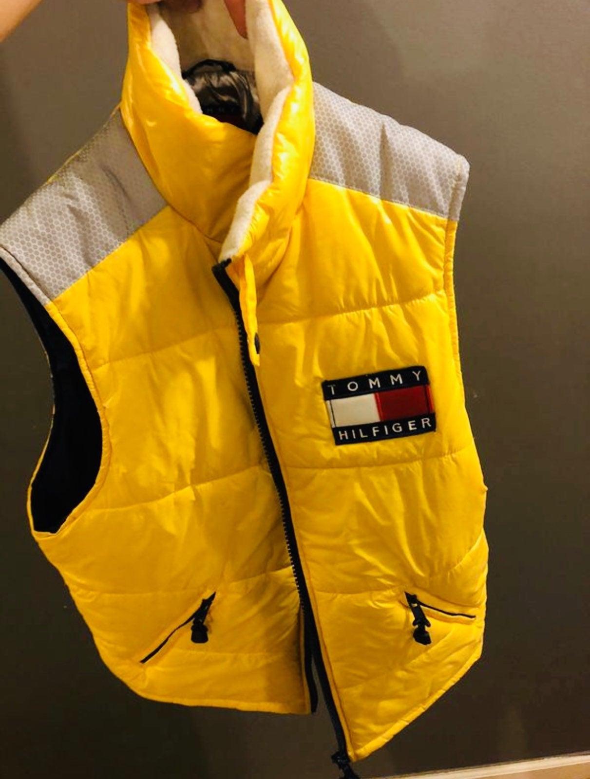 Vintage tommy hilfiger vest