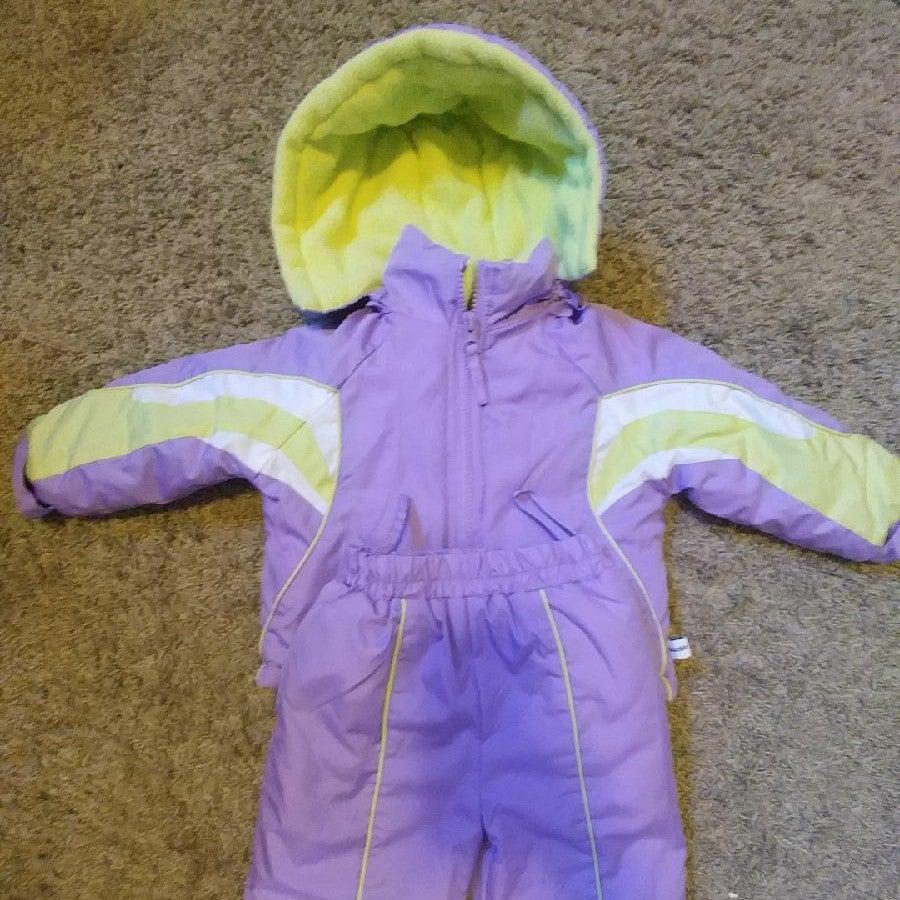 Snow Suit 12 months