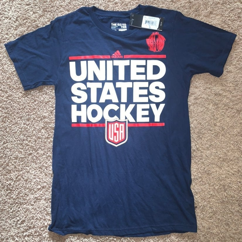 United States Hockey Tshirt