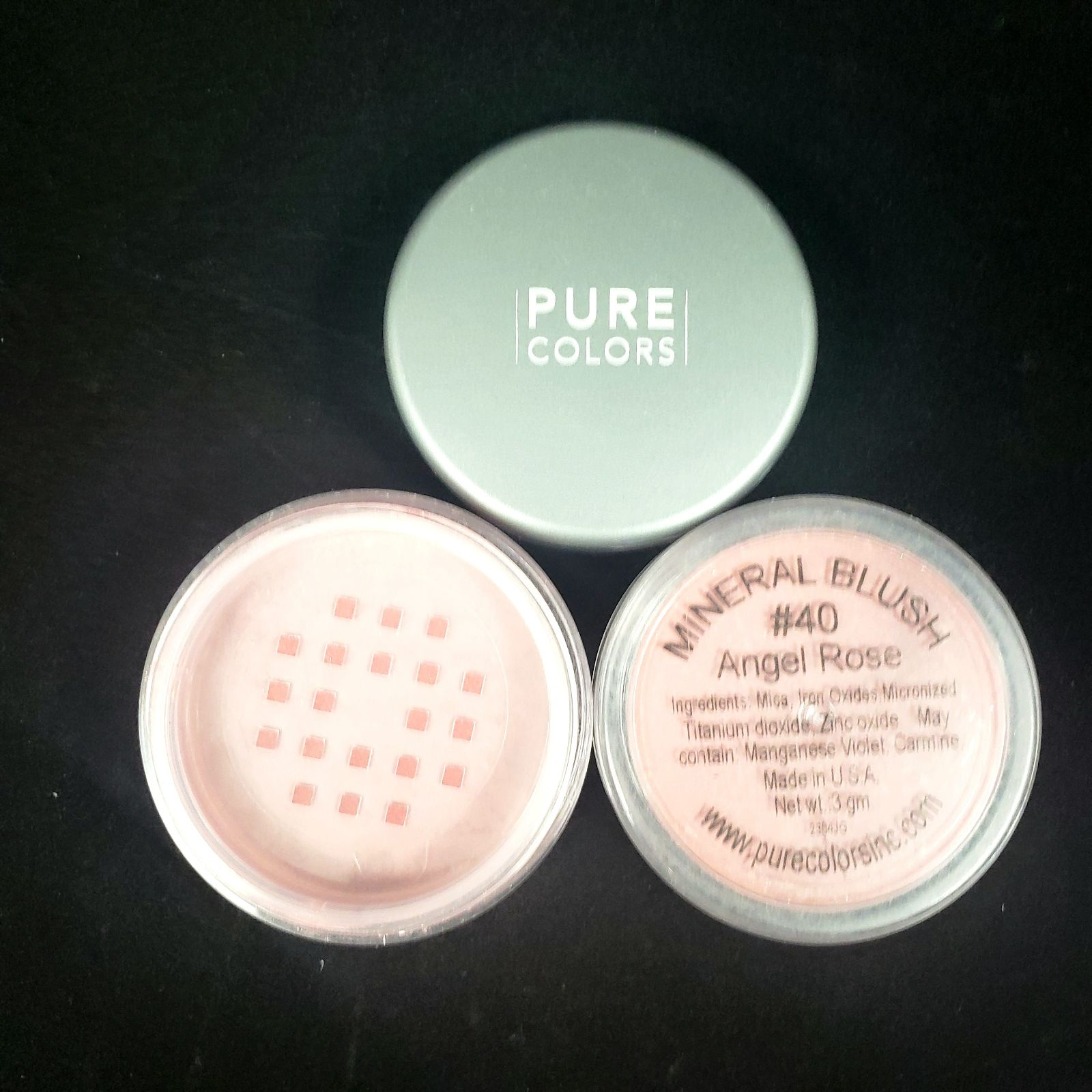Pure Color #40 Angel Rose Mineral Blush