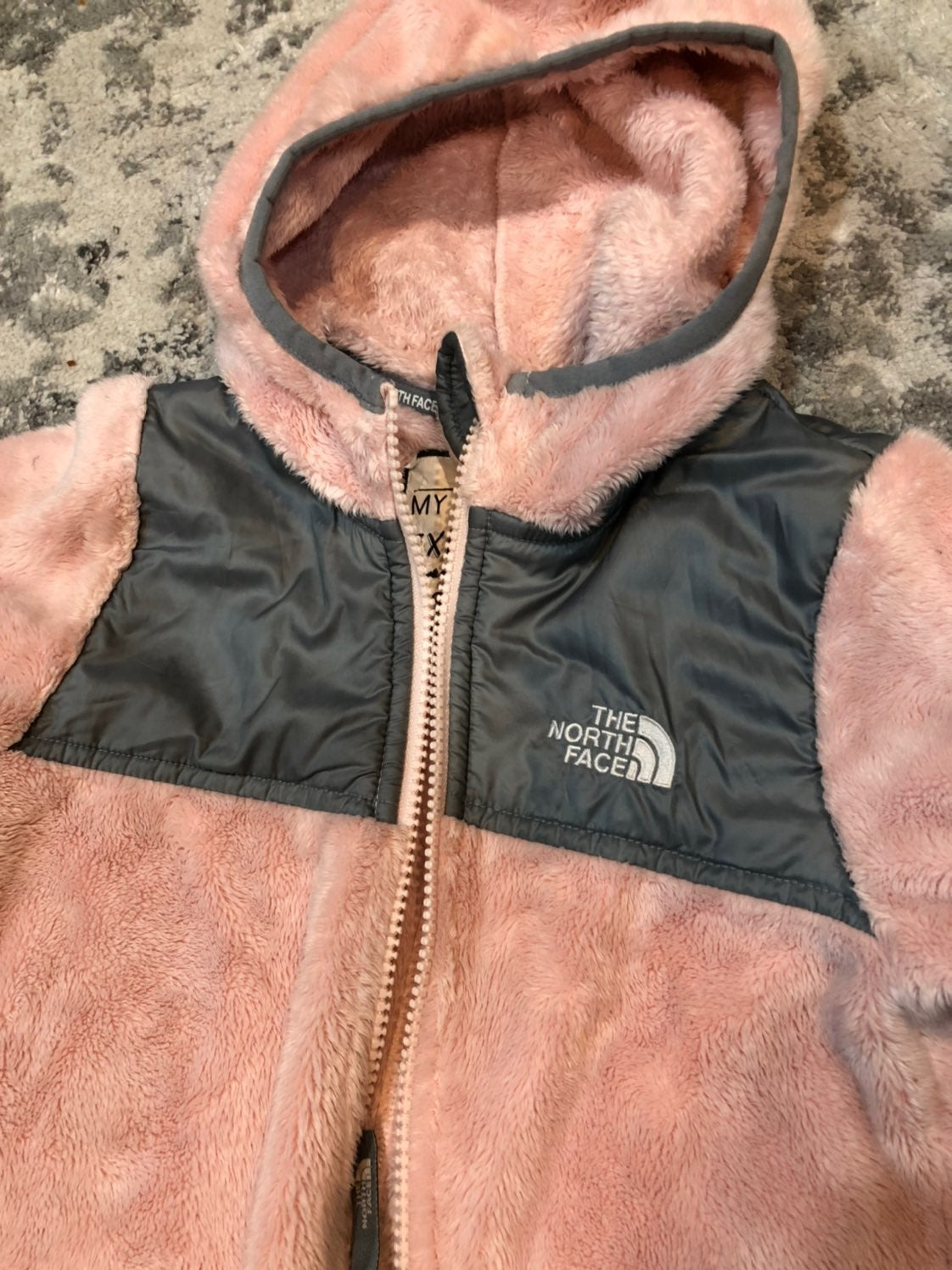 The north face winter onsie