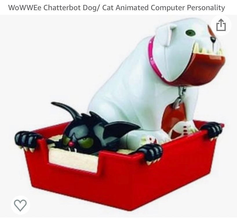 Chatterbot Interactive Toy
