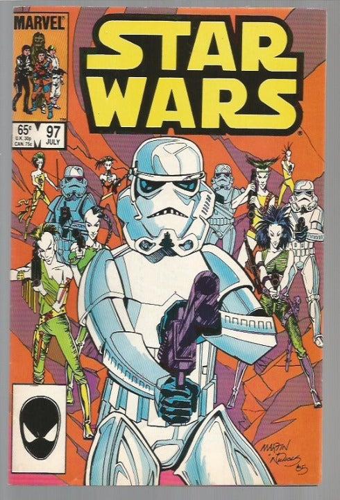 Star Wars 97 Marvel Comics  1st series