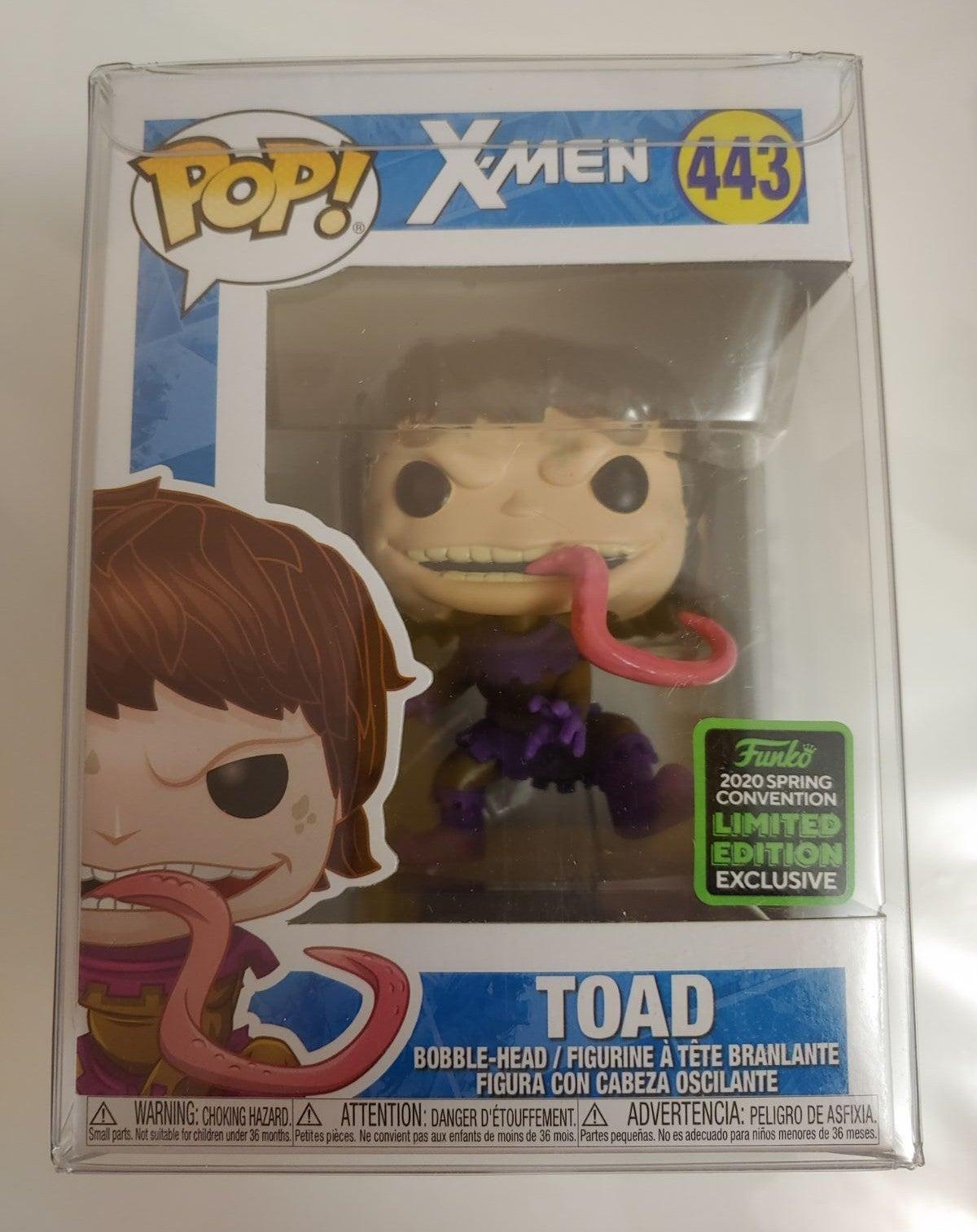 Funko Pop toad 443